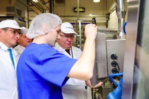 Открытие производственных линий Pepsico_2