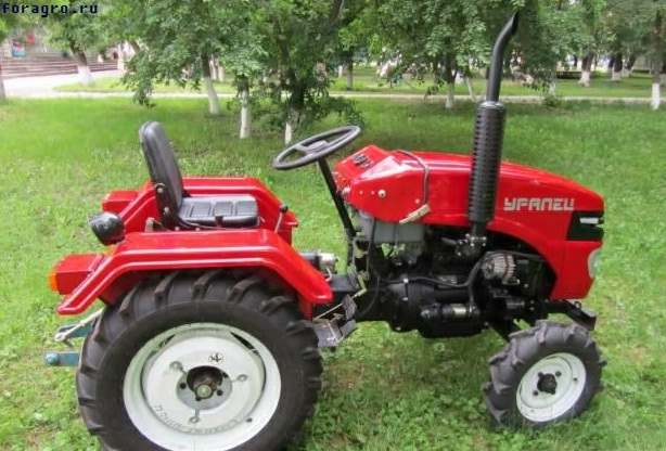 mini-traktor