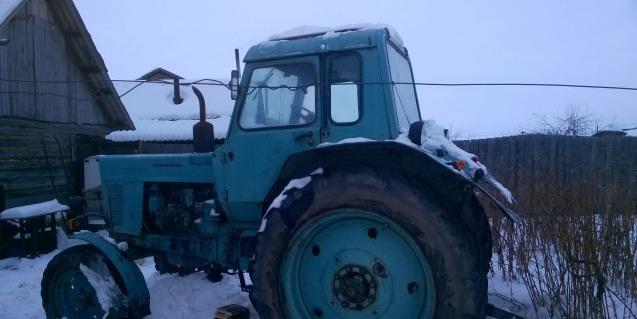 15 объявлений - Продажа тракторов МТЗ 82.1, купить трактор.