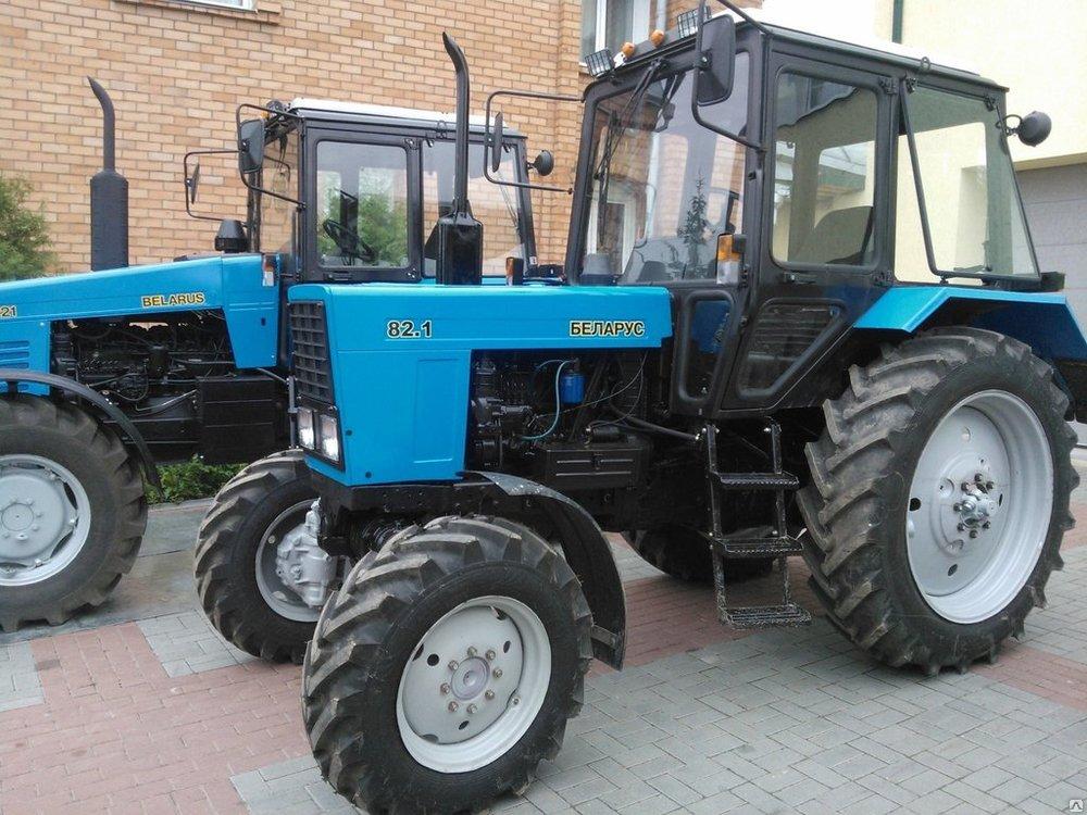 BELARUS-82.1: Минский тракторный завод