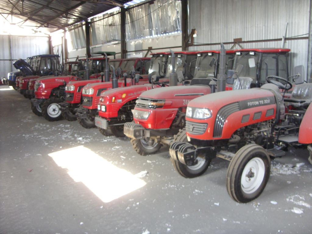 Traktor.ryad