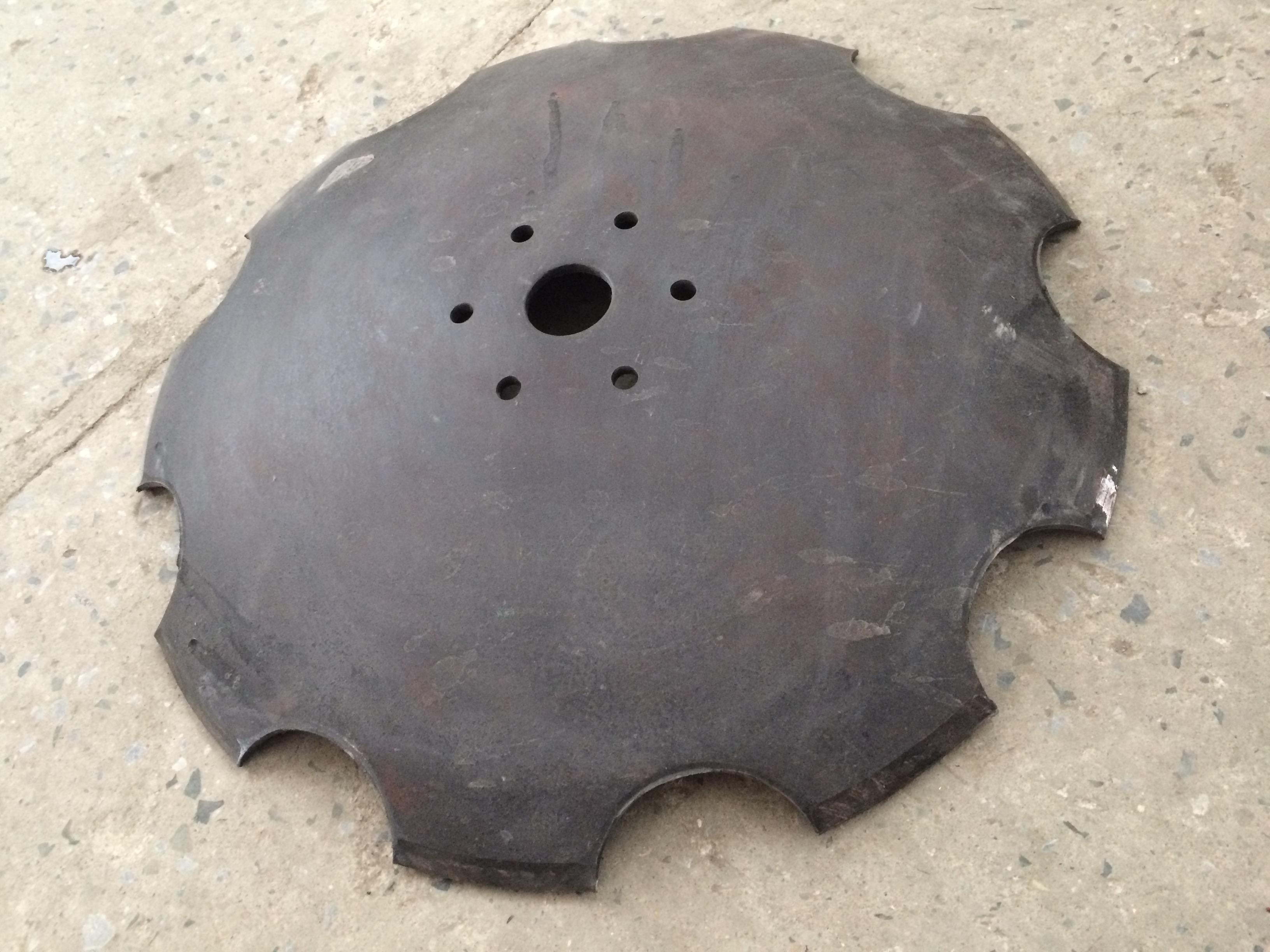 Disk-diskatora