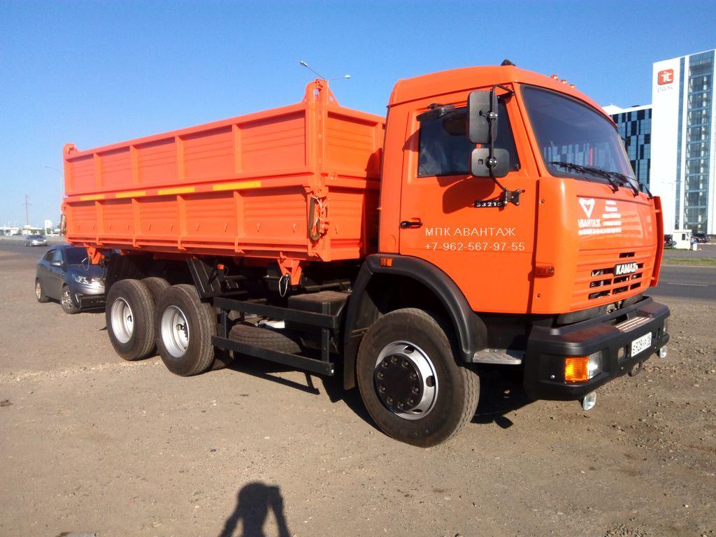 kamaz-45143-kolhoznik