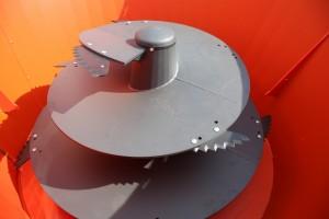 KUHN PROFILE 9.1 DL-auger