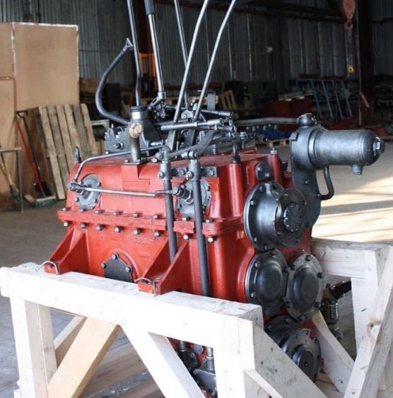 Часть 1. Руководство по ремонту Трактора к 700, к 701