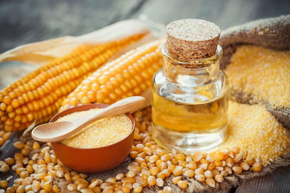 Как сделать кукурузное масло 619