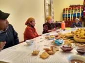 2. встреча с фермерами. подписание договора намерения