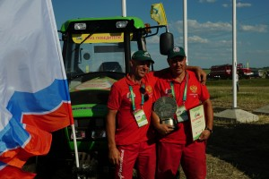 7 Чемпионат России по пахоте